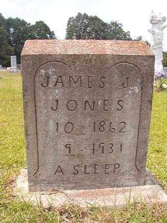 JONES, JAMES J - Calhoun County, Arkansas | JAMES J JONES - Arkansas Gravestone Photos