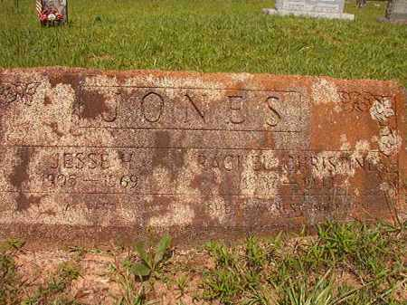JONES, JESSE H - Calhoun County, Arkansas | JESSE H JONES - Arkansas Gravestone Photos