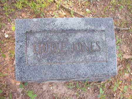 JONES, LIDDIE - Calhoun County, Arkansas | LIDDIE JONES - Arkansas Gravestone Photos