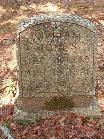JONES, WILLIAM - Calhoun County, Arkansas | WILLIAM JONES - Arkansas Gravestone Photos