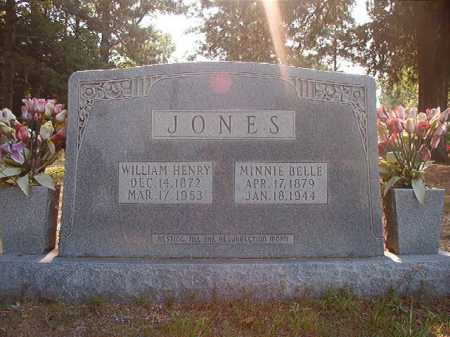 JONES, MINNIE BELLE - Calhoun County, Arkansas | MINNIE BELLE JONES - Arkansas Gravestone Photos