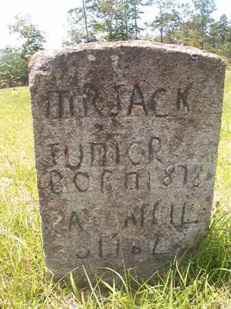 JUNIOR, JACK - Calhoun County, Arkansas | JACK JUNIOR - Arkansas Gravestone Photos