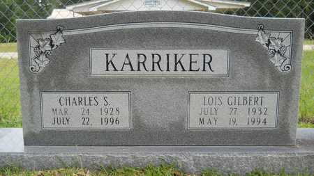 GILBERT KARRIKER, LOIS - Calhoun County, Arkansas | LOIS GILBERT KARRIKER - Arkansas Gravestone Photos