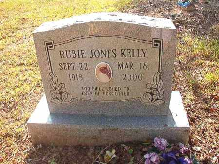 JONES KELLY, RUBIE - Calhoun County, Arkansas | RUBIE JONES KELLY - Arkansas Gravestone Photos