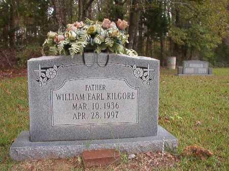 KILGORE, WILLIAM EARL - Calhoun County, Arkansas | WILLIAM EARL KILGORE - Arkansas Gravestone Photos