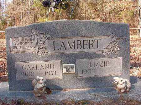 HALL LAMBERT, ELLEN ELIZABETH - Calhoun County, Arkansas | ELLEN ELIZABETH HALL LAMBERT - Arkansas Gravestone Photos