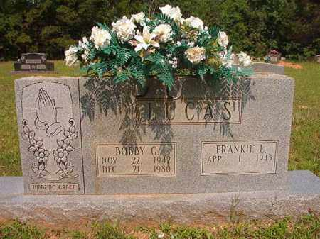 LUCAS, BOBBY G - Calhoun County, Arkansas | BOBBY G LUCAS - Arkansas Gravestone Photos