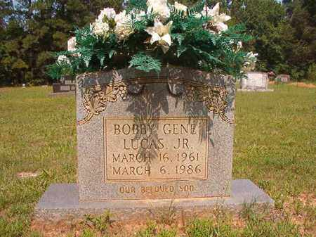 LUCAS, JR, BOBBY GENE - Calhoun County, Arkansas | BOBBY GENE LUCAS, JR - Arkansas Gravestone Photos
