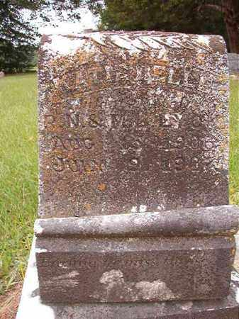 LYON, KATIE BELLE - Calhoun County, Arkansas | KATIE BELLE LYON - Arkansas Gravestone Photos