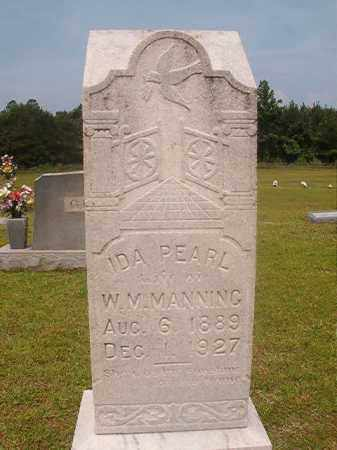 MANNING, IDA PEARL - Calhoun County, Arkansas | IDA PEARL MANNING - Arkansas Gravestone Photos
