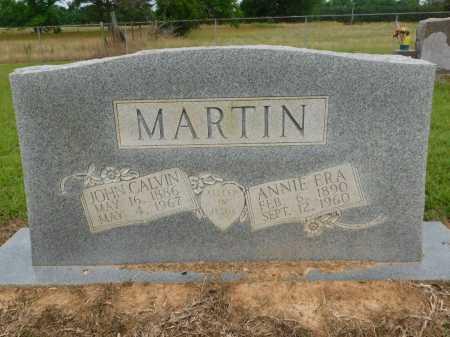 MARTIN, ANNIE ERA - Calhoun County, Arkansas | ANNIE ERA MARTIN - Arkansas Gravestone Photos