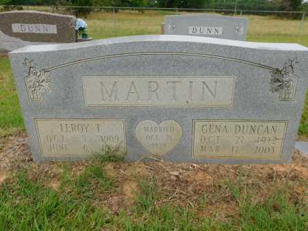 MARTIN, GENA - Calhoun County, Arkansas | GENA MARTIN - Arkansas Gravestone Photos