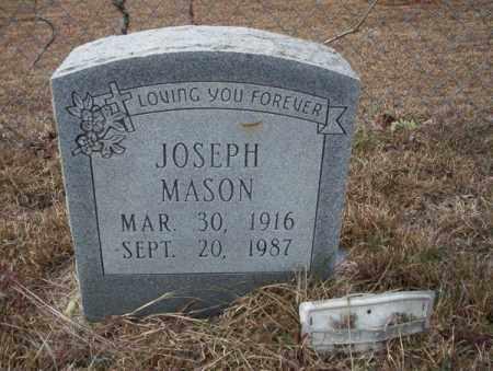 MASON, JOSEPH - Calhoun County, Arkansas | JOSEPH MASON - Arkansas Gravestone Photos