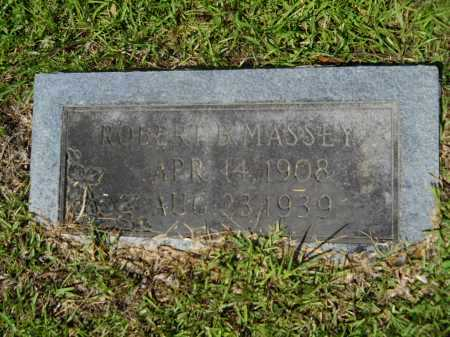 MASSEY, ROBERT B - Calhoun County, Arkansas | ROBERT B MASSEY - Arkansas Gravestone Photos
