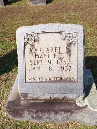 MAYFIELD, MARGARET M - Calhoun County, Arkansas | MARGARET M MAYFIELD - Arkansas Gravestone Photos
