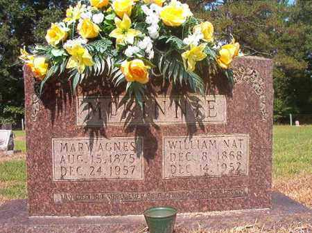 MCKINNIE, WILLIAM NAT - Calhoun County, Arkansas | WILLIAM NAT MCKINNIE - Arkansas Gravestone Photos