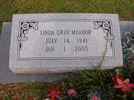 MEADOR, LINDA - Calhoun County, Arkansas | LINDA MEADOR - Arkansas Gravestone Photos
