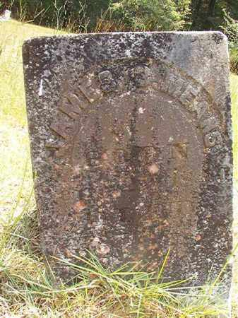 MEANS, JAMES B - Calhoun County, Arkansas | JAMES B MEANS - Arkansas Gravestone Photos