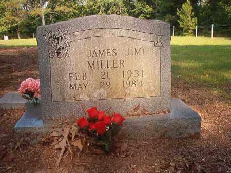 MILLER, JAMES (JIM) - Calhoun County, Arkansas | JAMES (JIM) MILLER - Arkansas Gravestone Photos