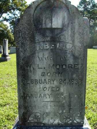 MOORE, ISABELLA - Calhoun County, Arkansas | ISABELLA MOORE - Arkansas Gravestone Photos