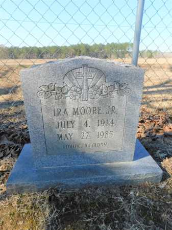 MOORE, JR, IRA - Calhoun County, Arkansas | IRA MOORE, JR - Arkansas Gravestone Photos