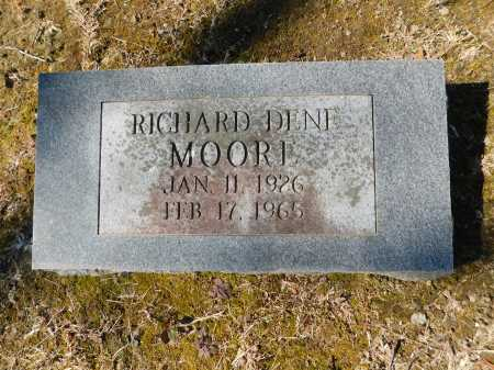 MOORE, RICHARD DENE - Calhoun County, Arkansas | RICHARD DENE MOORE - Arkansas Gravestone Photos