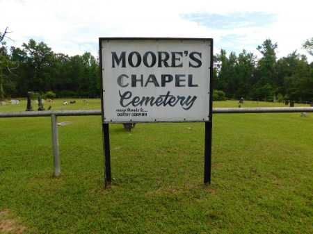 *MOORE'S CHAPEL, CEMETERY - Calhoun County, Arkansas | CEMETERY *MOORE'S CHAPEL - Arkansas Gravestone Photos