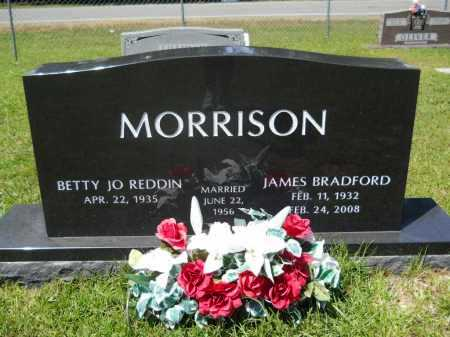 MORRISON, JAMES BRADFORD - Calhoun County, Arkansas | JAMES BRADFORD MORRISON - Arkansas Gravestone Photos