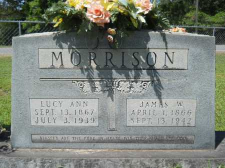 MORRISON, JAMES W - Calhoun County, Arkansas | JAMES W MORRISON - Arkansas Gravestone Photos