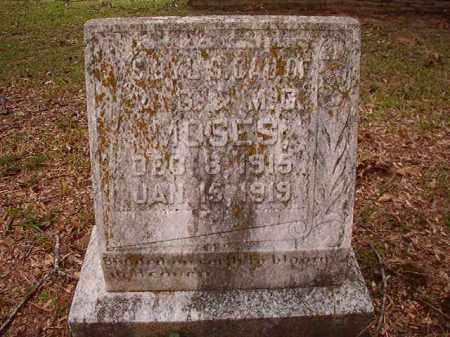 MOSES, SIBYL S - Calhoun County, Arkansas | SIBYL S MOSES - Arkansas Gravestone Photos