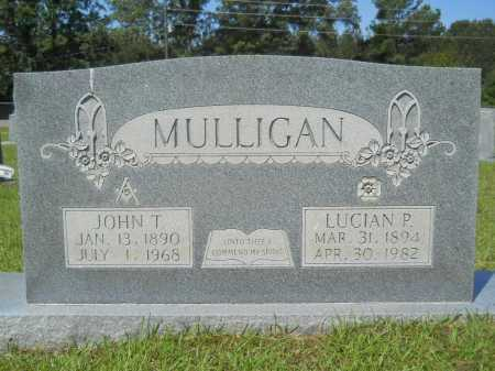 MULLIGAN, JOHN T - Calhoun County, Arkansas | JOHN T MULLIGAN - Arkansas Gravestone Photos
