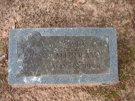 MURRAY, BABY - Calhoun County, Arkansas | BABY MURRAY - Arkansas Gravestone Photos