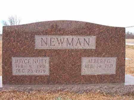 NEWMAN, JOYCE - Calhoun County, Arkansas | JOYCE NEWMAN - Arkansas Gravestone Photos