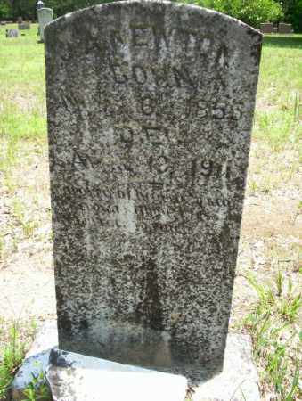 NEWTON, J.A. - Calhoun County, Arkansas | J.A. NEWTON - Arkansas Gravestone Photos
