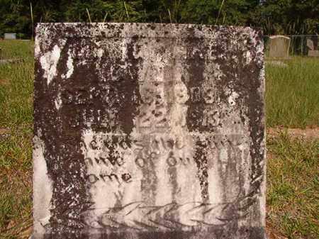 NOWLIN, LINNIE MAE - Calhoun County, Arkansas | LINNIE MAE NOWLIN - Arkansas Gravestone Photos