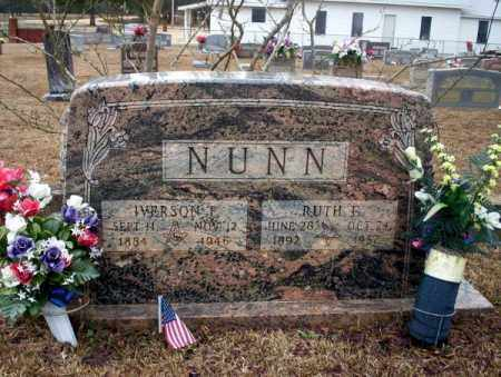 NUNN, RUTH C - Calhoun County, Arkansas | RUTH C NUNN - Arkansas Gravestone Photos
