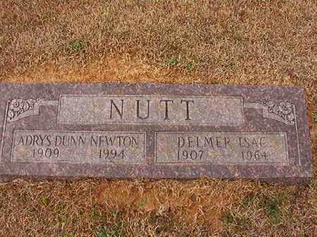 NUTT, ADRYS - Calhoun County, Arkansas | ADRYS NUTT - Arkansas Gravestone Photos