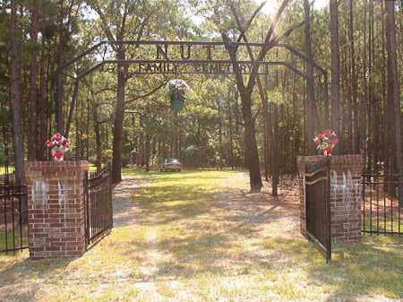 *NUTT, CEMETERY - Calhoun County, Arkansas | CEMETERY *NUTT - Arkansas Gravestone Photos