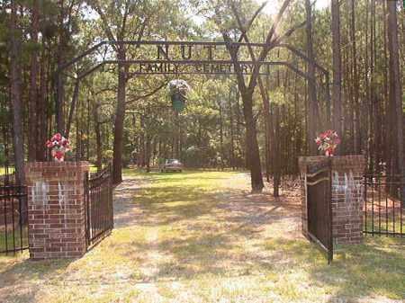 *NUTT, CEMETERY - Calhoun County, Arkansas | CEMETERY *NUTT - Arkansas Gravestone Photos