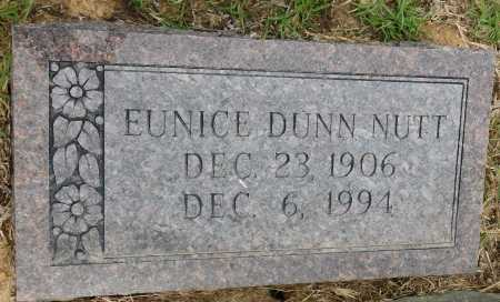 NUTT, EUNICE - Calhoun County, Arkansas | EUNICE NUTT - Arkansas Gravestone Photos