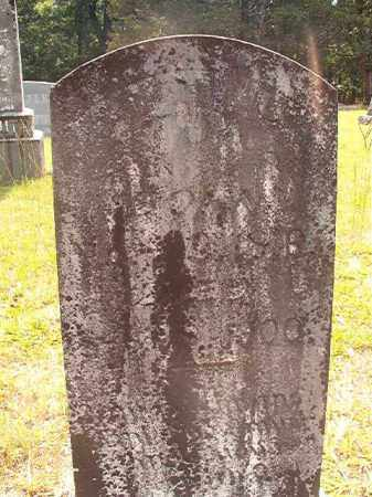 NUTT, JOSIAH - Calhoun County, Arkansas | JOSIAH NUTT - Arkansas Gravestone Photos