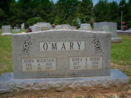 O'MARY, DORA A - Calhoun County, Arkansas | DORA A O'MARY - Arkansas Gravestone Photos