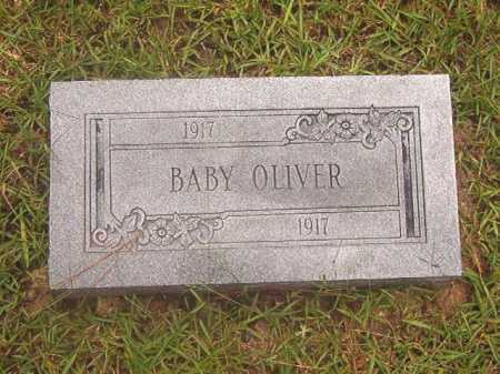 OLIVER, BABY - Calhoun County, Arkansas | BABY OLIVER - Arkansas Gravestone Photos