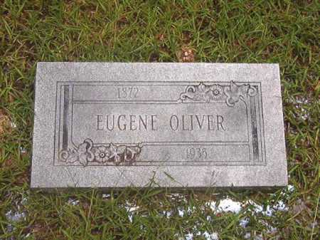 OLIVER, EUGENE - Calhoun County, Arkansas | EUGENE OLIVER - Arkansas Gravestone Photos
