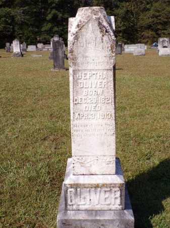 OLIVER, JEPTHA - Calhoun County, Arkansas | JEPTHA OLIVER - Arkansas Gravestone Photos