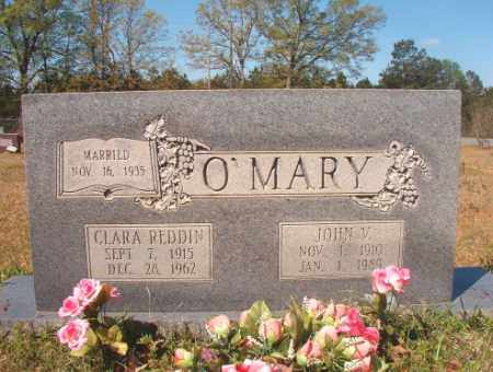 REDDIN O'MARY, CLARA - Calhoun County, Arkansas | CLARA REDDIN O'MARY - Arkansas Gravestone Photos