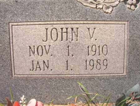 O'MARY, JOHN V - Calhoun County, Arkansas | JOHN V O'MARY - Arkansas Gravestone Photos