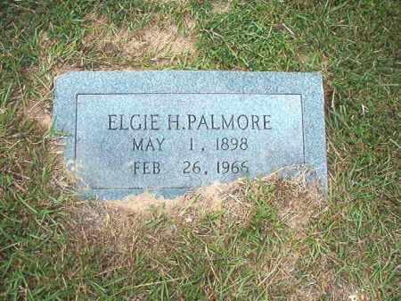 PALMORE, ELGIE H - Calhoun County, Arkansas | ELGIE H PALMORE - Arkansas Gravestone Photos