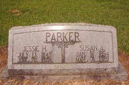 PARKER, JESSIE H - Calhoun County, Arkansas | JESSIE H PARKER - Arkansas Gravestone Photos