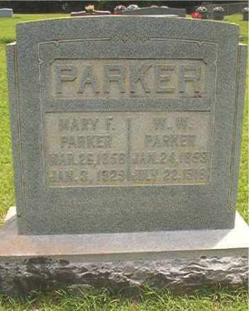 PARKER, WILLIAM WALTER - Calhoun County, Arkansas | WILLIAM WALTER PARKER - Arkansas Gravestone Photos